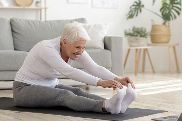 Why is Exercise for Senior Citizens Beneficial?